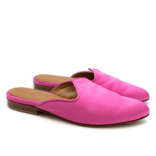 Le Monde Beryl Pink Classic Venetian Slippers