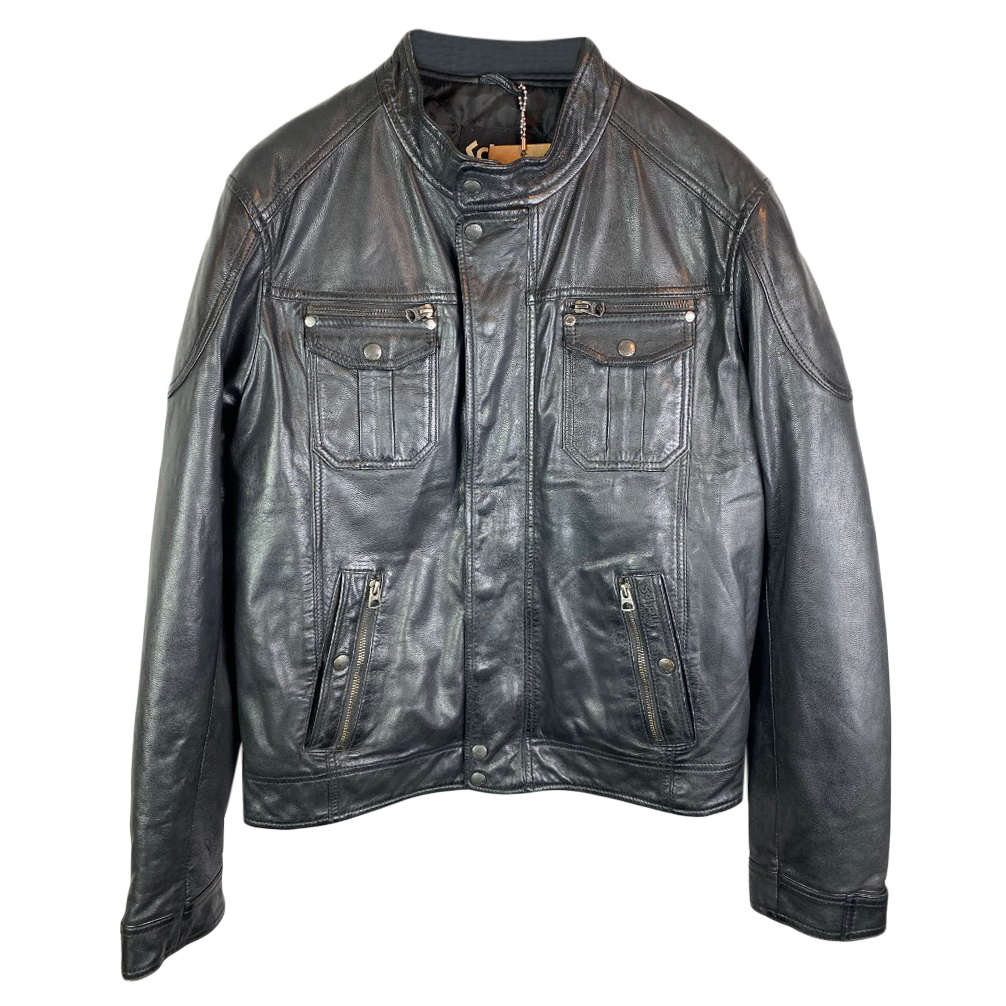 Schott Men's Leather Jacket