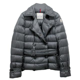Moncler Black Niemen Down Jacket