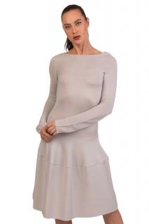 EMPORIO ARMANI Knitted A-Line Dress