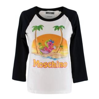 Moschino Couture My Little Pony Baseball T-shirt
