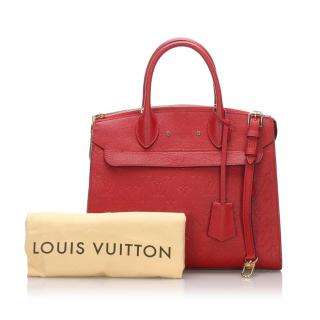 Louis Vuitton Caporal Leather Bag