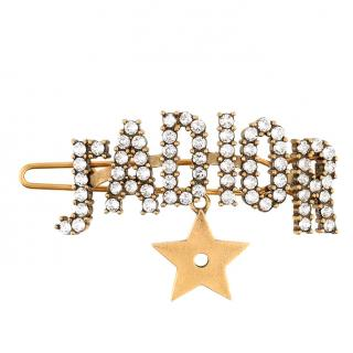 Dior J'Adior hair slide