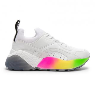 Stella McCarntey Eclypse Rainbow Sneakers