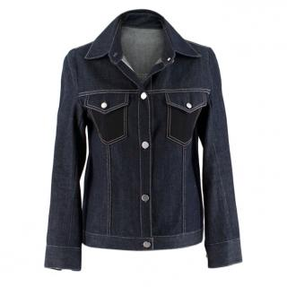 Le Kilt Blue Denim Jacket