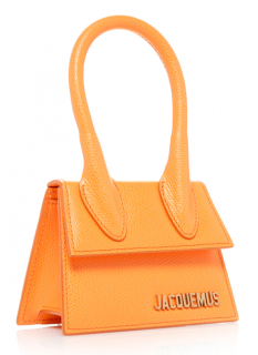 Jacquemus Le Chiquito Micro Bag Orange