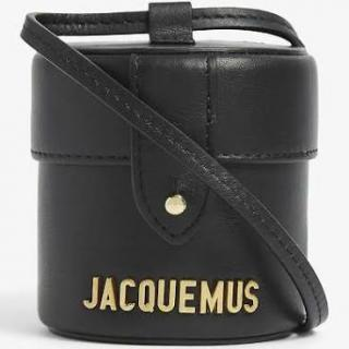 Jacquemus Le Petit Vanity Black Bag