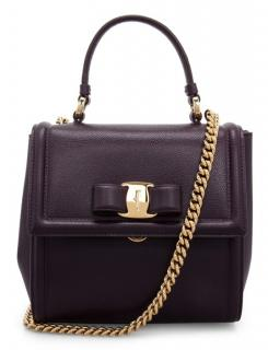 Salvatore Ferragamo Vara bow top handle bag