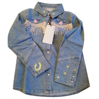 Stella McCartney Kids denim shirt