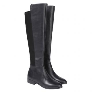Michael Michael Kors Black Bromley Boots