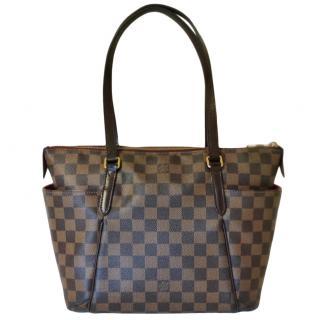 Louis Vuitton Damier Ebene Totally PM Bag