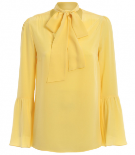 Michael Michael Kors Sunshine Yellow Blouse