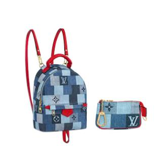 Louis Vuitton Palm Springs Mini Backpack and Purse - SOLD OUT