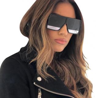 Saint Laurent New Wave 183 Betty Oversized square frame sunglasses