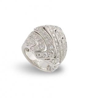 Cartier White Gold Diamond Ring