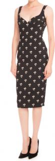 Victoria Beckham Daisy Jacquard Dress