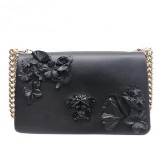 Versace Sultan Flower Applique Bag