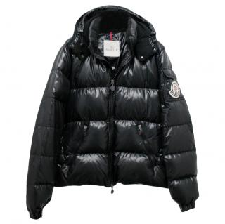 Moncler Black Badia Down Jacket