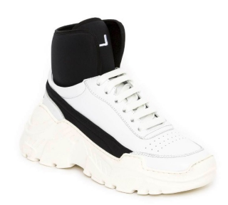 Joshua Sanders Zenith neoprene chunky sneakers