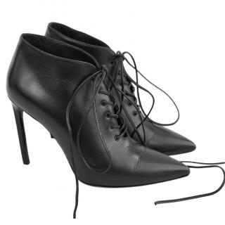 Saint Laurent Black Cat 105 Booties