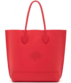 Mulberry Medium Blossom Tote in Fiery Spritz