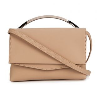 Eddie Borgo Natural Boyd Vanity Bag