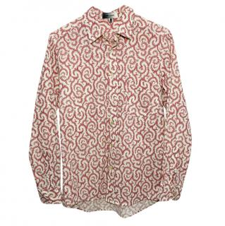 Isabel Marant Printed Men's Shirt