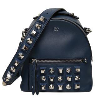 Fendi Studded Mini Backpack
