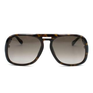 Marc Jacobs Havana Sunglasses