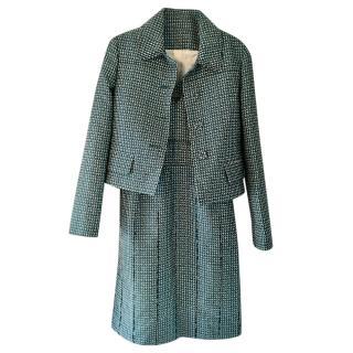Bottega Veneta dress and jacket suit