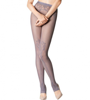 Fogal Derina Lavander Leggings 5044