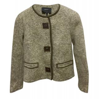 Isabel Marant Tweed Kios Jacket