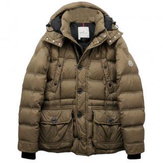 Moncler Men's Down Nylon Coat