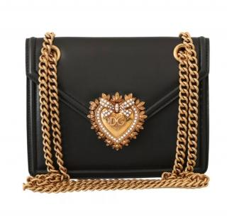 Dolce & Gabbana Devotion Mini Crossbody Bag