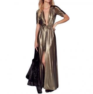 Reformation Adeline Dress in Virgo