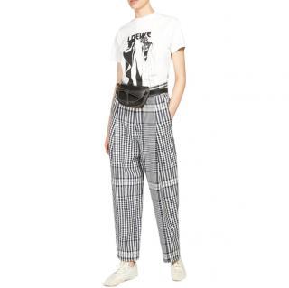 Loewe White Aubrey Beardsley-print T-shirt