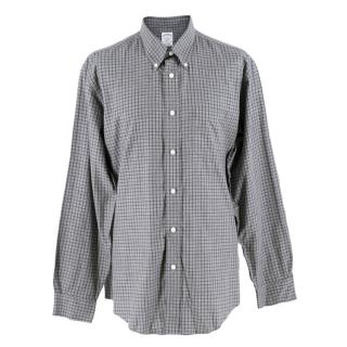 Brooks Brothers Regent Graphic Check Shirt