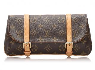 Louis Vuitton Monogram Pochette Marelle Belt Bag