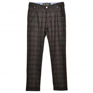 Jacob Cohen Plaid Pants