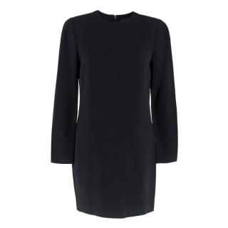 DSquared Black Stretch Mini Dress