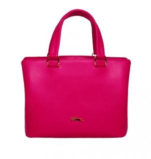 Longchamp Honore 404 medium leather tote
