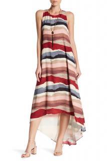 Alice + Olivia Jennie Printed Dress