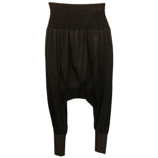 Thomas Wylde Black Haram Pants