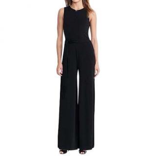 Lauren Ralph Lauren Black Jersey Jumpsuit