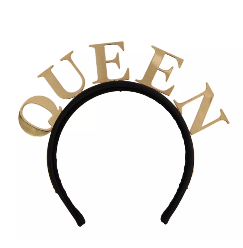 Dolce & Gabbana QUEEN Headband