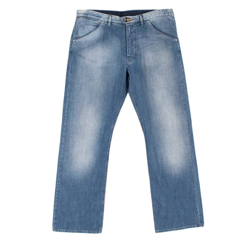 Louis Vuitton Relaxed Leg Men's Jeans