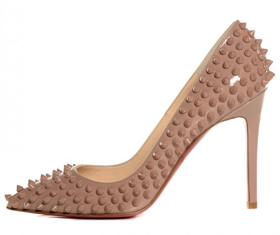 Christian Louboutin Pigalle Spike 120 Pumps