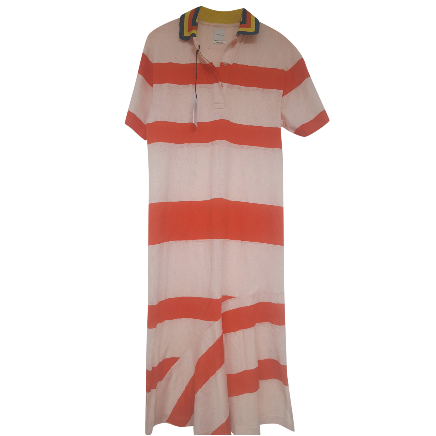 Paul Smith Striped Polo Dress