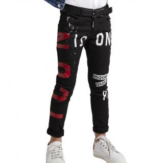 Dsquared Men's Icon Black Jeans