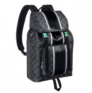 Louis Vuitton x Fragment Zack Monogram Eclipse Backpack